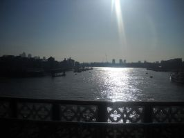 River Thames by BabyBlueBass