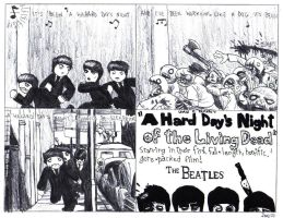 A Hard Day's Night... by AngusBurgers