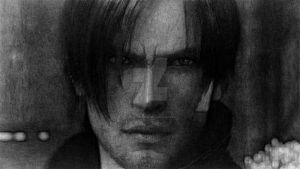 leon scott kennedy original by AngelCARMINE