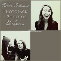 Troian Bellisario Unknow #13 Photopack by N0xentra