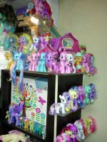 June 2013 updated G4 My Little Pony Collection by Amyatpebble