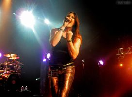 Ms Floor Jansen by crystalfalls