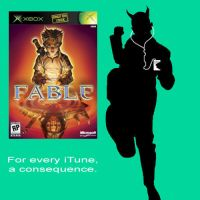 Fable iPod by Keiji-Ino