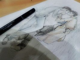 A type of love (Destiel- 2014-01-22) by patamata