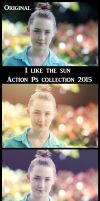(1)  I like the sun ! Action Ps    collection 2015 by Tetelle-passion