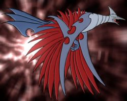 this is a true Skarmory by Elsdrake