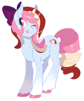 Gift Pack Commission: Neigh-Apolitan by Rannarbananar