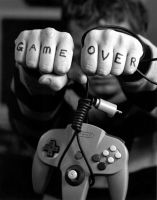 Game Over by Wontgetschooledagain