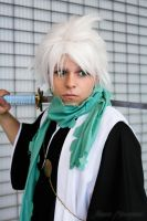 Toshiro Hitsugaya - Bleach by Rush90