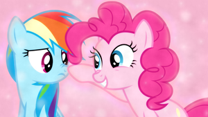 Pinkie Boop Wallpaper by SailorTrekkie92