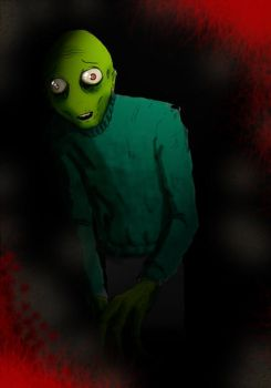 Salad Fingers by vytera
