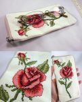 Rose Glasses Case by pinkythepink