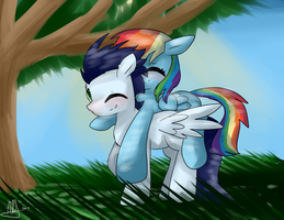 Love you~ (contest) by ChibiCatsArtits