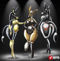 Donkey suits by Bighorse by FatAssClub