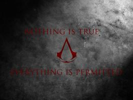 Assassin's Creed Wallpaper by fantasyani