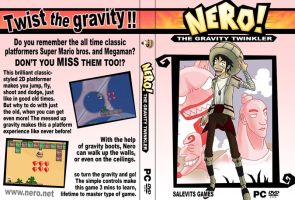 Nero Game - DVD Cover by Salevits