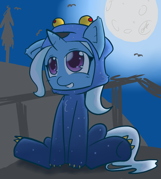 Trixie Supremacy Drawfest #8 TheYoungReaper by TheYoungReaper
