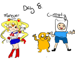 Day 8: Favorite animated chara by moonkittyproductions