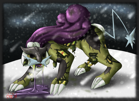 Raikou- Pokemon Plague by DeidaraEmoArtist