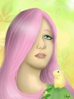 Fluttershy by VeryGood91
