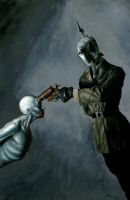 dead brains all over by menton3