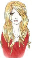 .::Rosalie Hale_Coloured::. by Sun-Sparkles