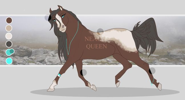Horse adopt #1 [OPEN] by nealee-q