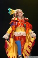 Kefka on the Podium by Kynvael