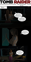 Tomb Raider | The Aftermath Comic II by UltimateTattts