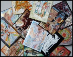 ACEO Prints 7-10-2010 by AngelaSasser