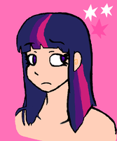 Human Twilight Sparkle by Sergeplex
