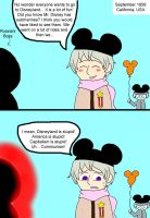 Russia Went To Disneyland by burstrondocg