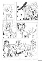 DIV. IV Pencils pg 2 by Theamat
