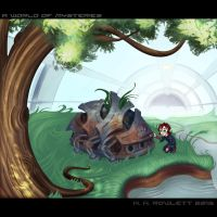 A world of mysteries by environmental-hazard