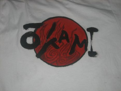 Okami project back-complete by Amivane
