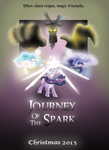 Journey of the Spark poster by OptimusBart09