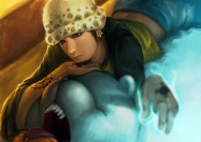 Trafalgar Law by Jakuroi