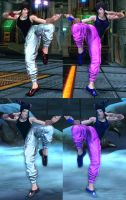 SFxT Mod - Juri: Faith Cosplay by Segadordelinks