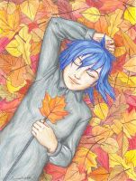 Autumn by AnastasiaMorning