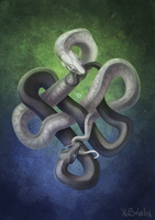 Celtic Knot by GaiasAngel