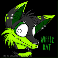 New Charrie - Wiffle Bat by metallixfaker