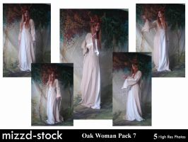 Oak Woman Pack 7 by mizzd-stock