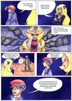 Pokemon Platinum Nuzlocke 206 by CandySkitty