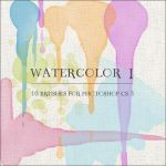 Watercolor I by GrayscaleStock
