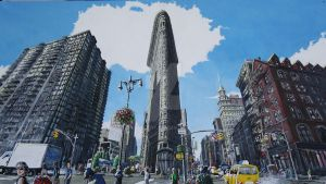 The Flatiron District by DaveFerry