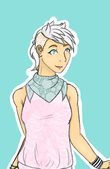 New Character: Tania Tychkin by MSSylphie