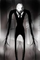 The Slender Man. by Ash280