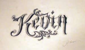 Kevin Request by KrisHanson