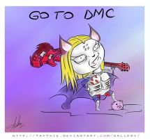 Go To DMC by YavYxie