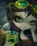 Absinthe Goggles by jasminetoad
